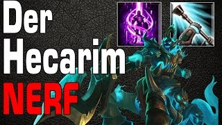 LoL: Der Hecarim Nerf - Patch 5.11 [Mini-Guide/Tutorial]