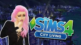 """Let's Play The Sims 4 \\ City Living \\ Part 1 """"Introductions!"""""""