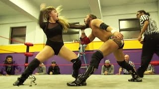 Download [Free Match] Kimber Lee vs. JT Dunn 3 OUT OF 5 FALLS - Beyond Wrestling (Mixed, Intergender) Mp3 and Videos