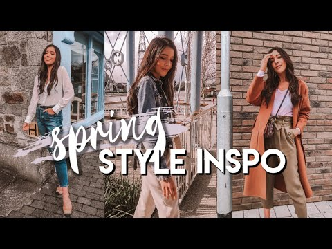 TOP 5 SPRING STYLE ESSENTIALS 2019 | Outfit Ideas & Inspiration Mp3