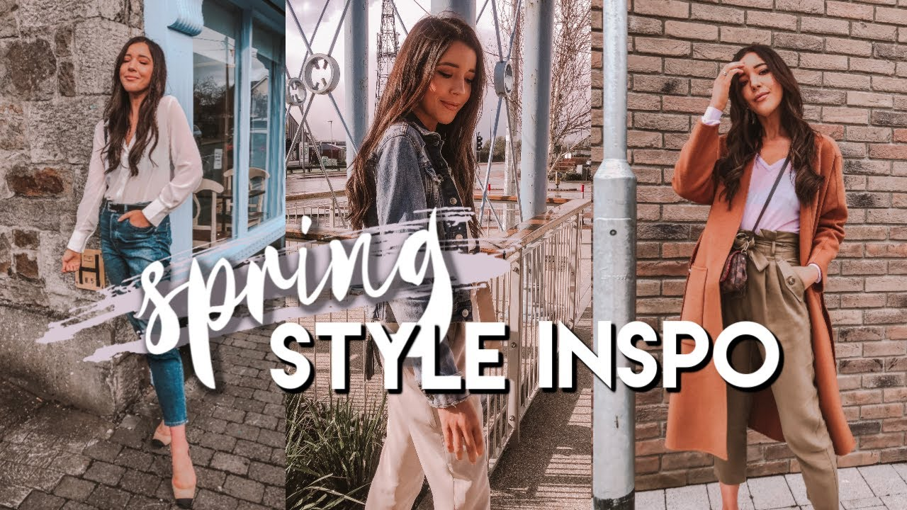 TOP 5 SPRING STYLE ESSENTIALS 2019 | Outfit Ideas & Inspiration 2