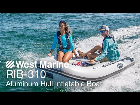 Choosing a West Marine Inflatable Boat   West Marine
