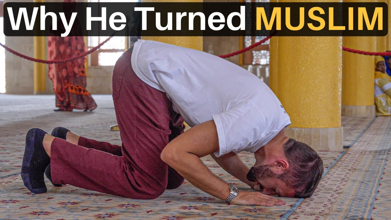 Why He Turned MUSLIM (Sal Lavallo)