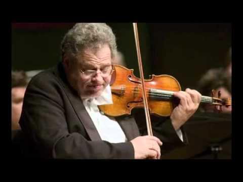 Beethoven Violin Romance, Op. 40 - Itzhak Perlman, Barenboim, Berliner Philharmoniker