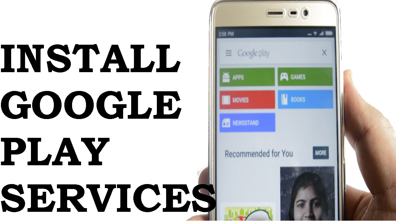 how to download google play services