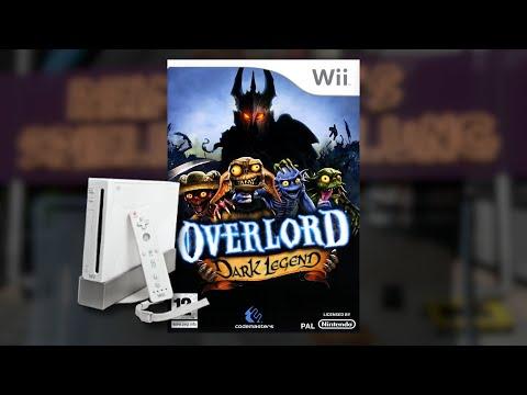 Gameplay : Overlord Dark Legend [WII]