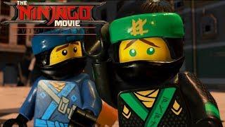 LEGO Ninjago Movie Videogame - Lego Ninjago City Docks - Gameplay Walkthrough Part 3(PC)