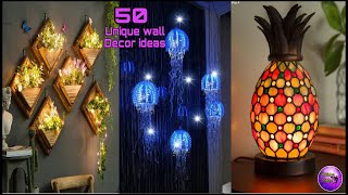 50 Best room decor ideas ever | Diy crafts | room ideas | art and crafts | fashion pixies