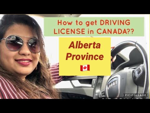 Alberta Driving License | Home Country License Benefit | Class 7 | Class 5 GDL