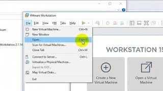 How to install GNS3 VM on VMware