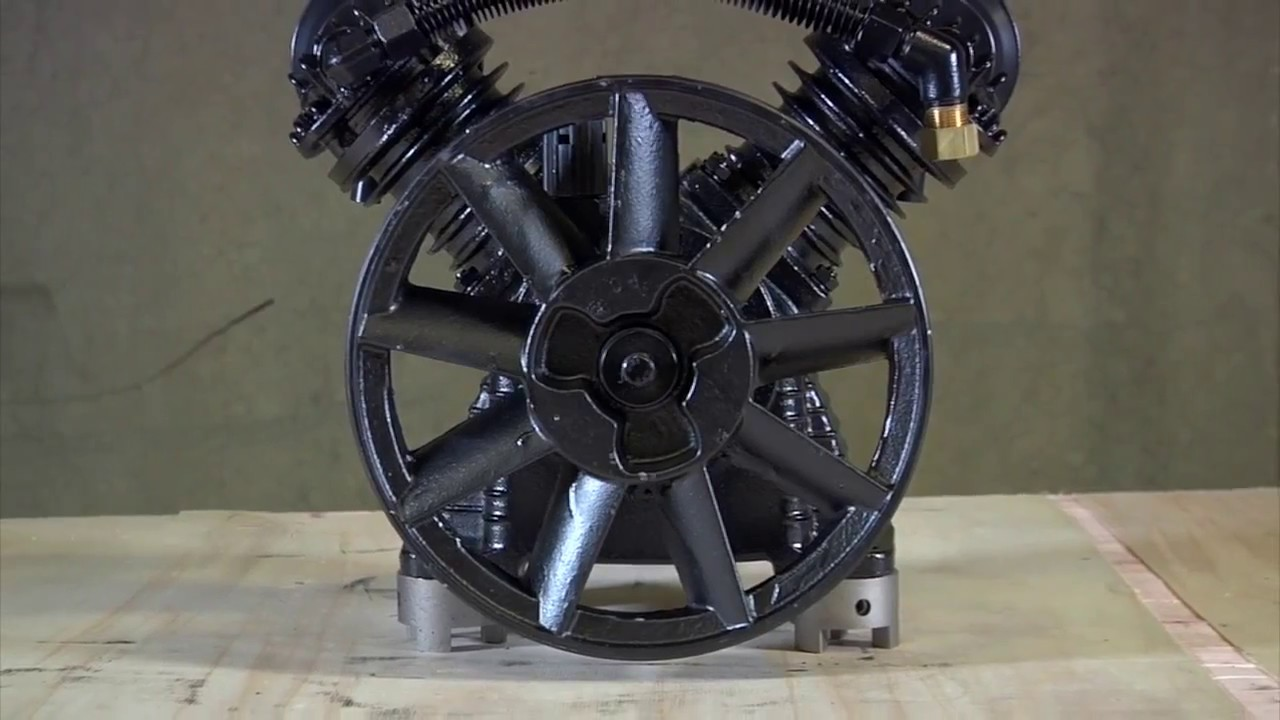 Northstar Air Compressor Pump 1 Stage 2 Cylinder 13 7