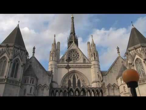 Royal Courts of Justice - English Voice Over