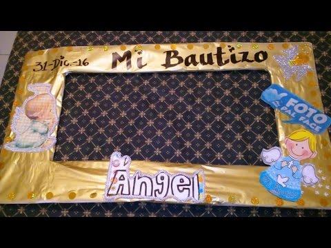 Mega Marco para BAUTIZO 2016 / fotografico / cabina / megamarco ...