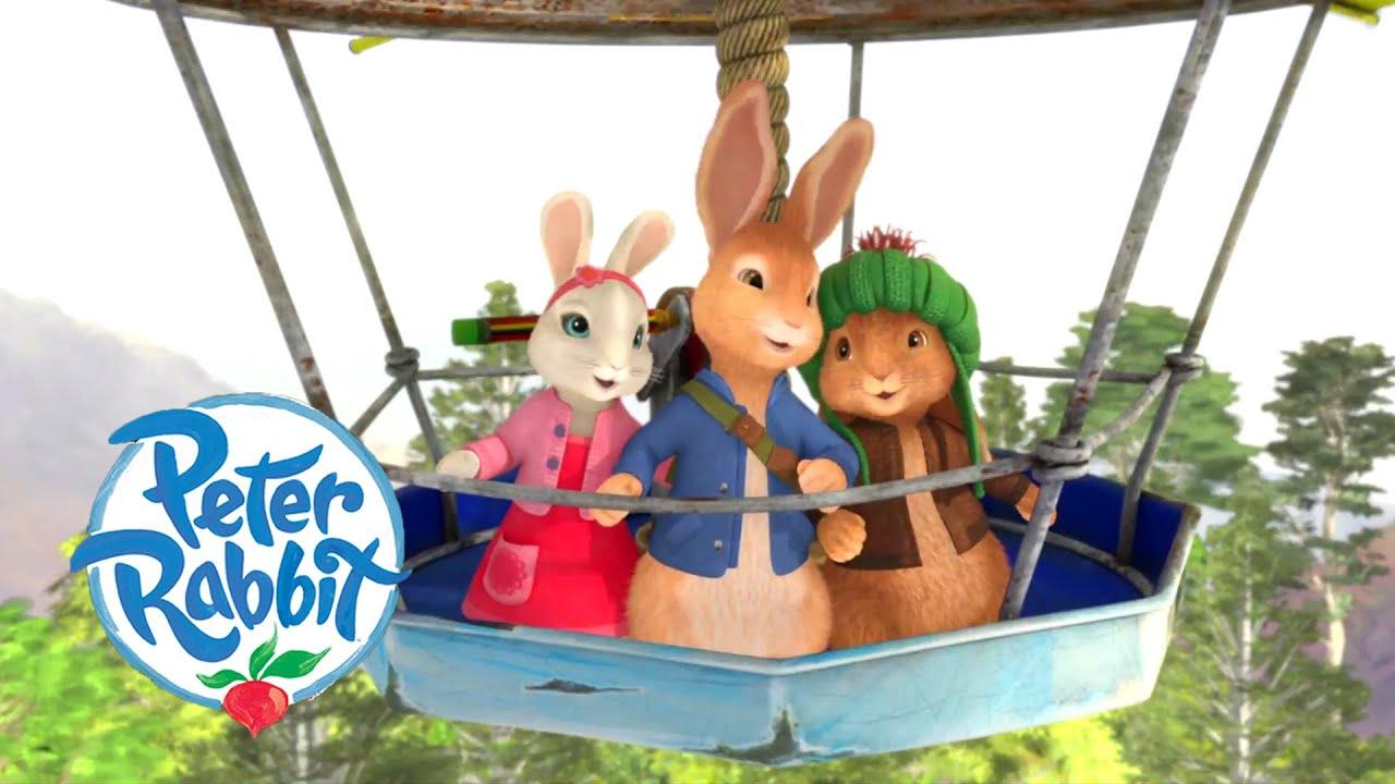 Peter Rabbit - Life is One Big Adventure! | Cartoons for Kids