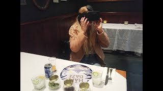 Idealog goes virtual reality dining at New Zealand's oldest pub