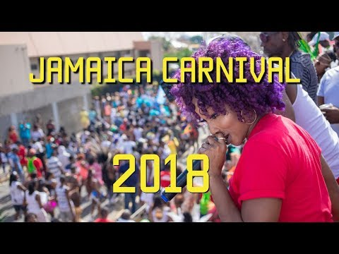 Xaymaca Jamaica Carnival 2018 - CLTV