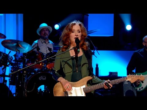 Bonnie Raitt - Need You Tonight - Later… with Jools Holland - BBC Two