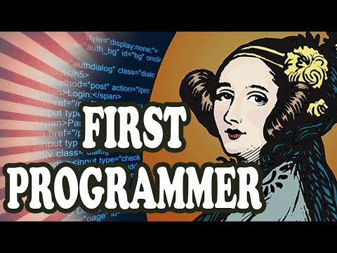 The First Computer Programmer