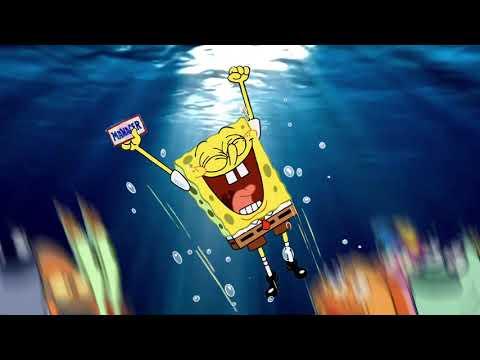 SpongeBob Music: Ocean Man (Instrumental)