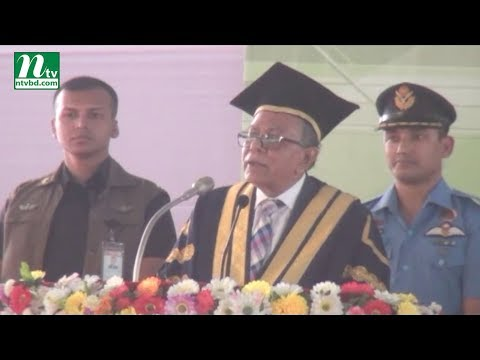 No chance to do it at this stage of age, President at KUET Convocation