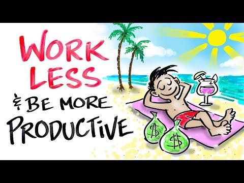 How To Work Less & Be More Productive - Tim Ferriss
