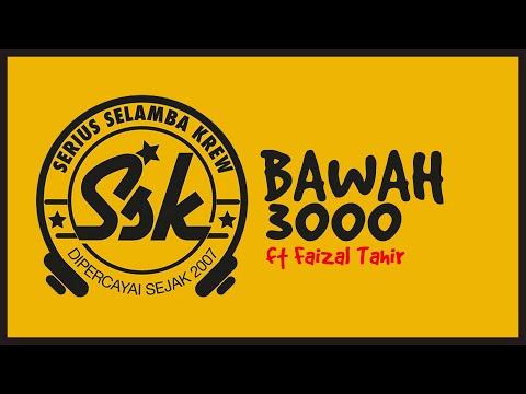 SSK - Bawah 3000 ft Faizal Tahir (Official Music Video)