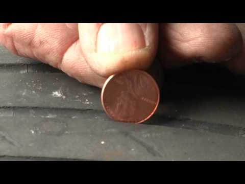 Car Care Tip on Tire Replacement - When to Replace Tires