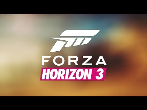 Forza Horizon 3 Official Launch Trailer Song [Tom Swoon, Belle Humble & DANK Phoenix We Rise]