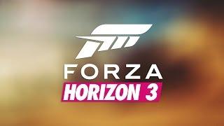 Forza Horizon 3 Official Launch Trailer Song [Tom Swoon, Belle Humble & DANK Phoenix We Rise]