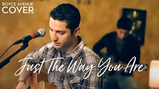 Bruno Mars - Just The Way You Are (Boyce Avenue acoustic/piano cover) on Apple & Spotify