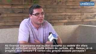 Interviu cu Renato Usatîi, om de afaceri care activează în R. Moldova, dar și în Federația Rusă