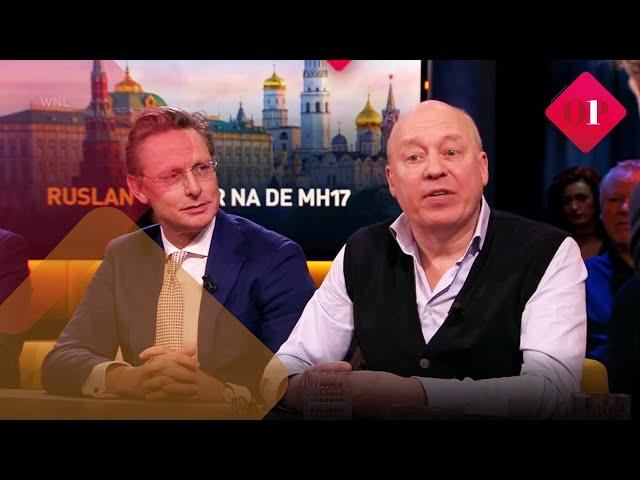 Rusland en de MH17: een documentaire van Pieter Waterdrinker over de ramp, Poetin en publieke opinie