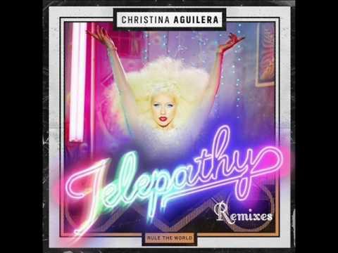 Christina Aguilera - Telepathy (Moto Blanco Club Mix) feat. Nile Rodgers