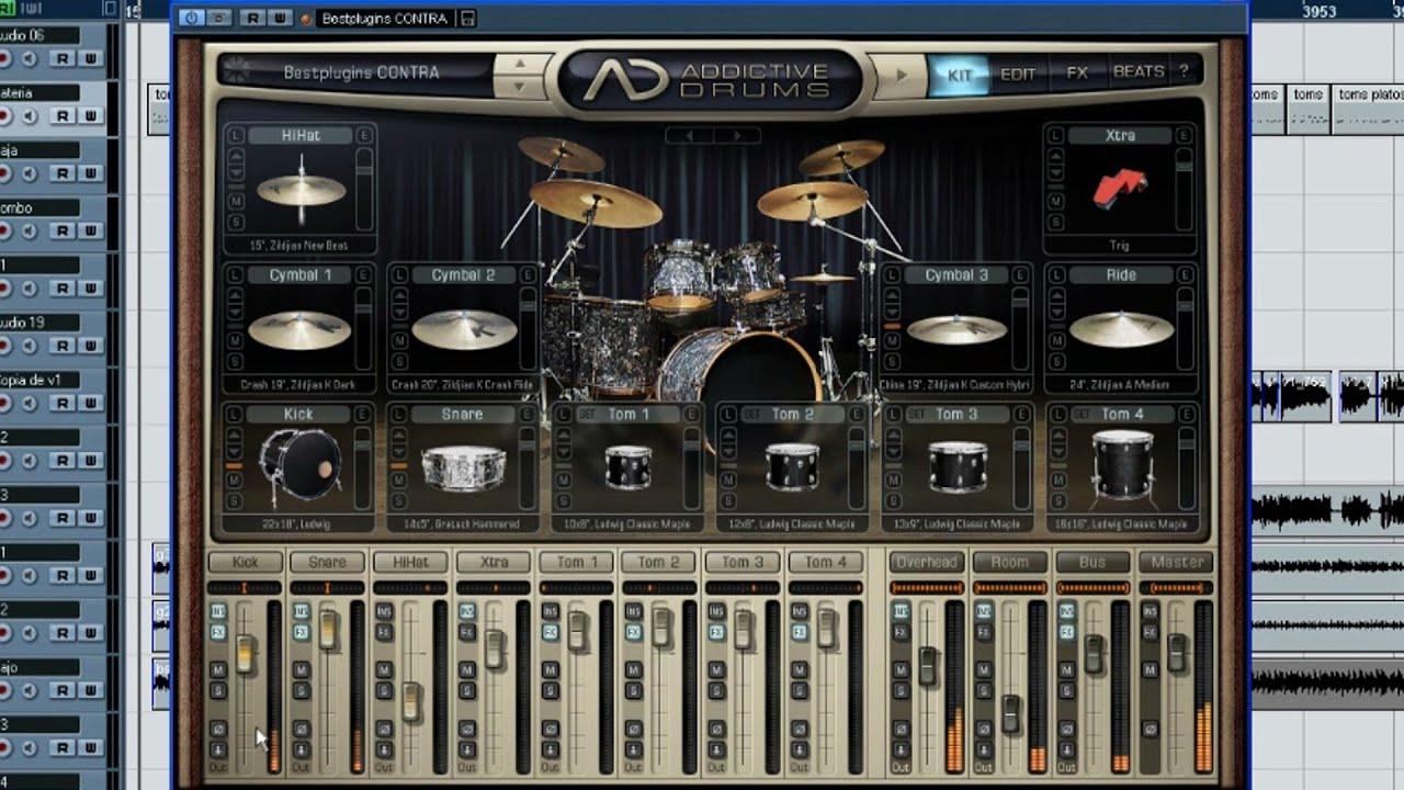addictive drums presets folder mac