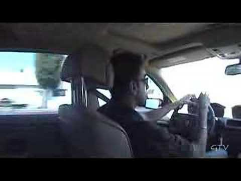 Gabroo Punjabis Driving To Fresno for Bulldog Bhangra 2006