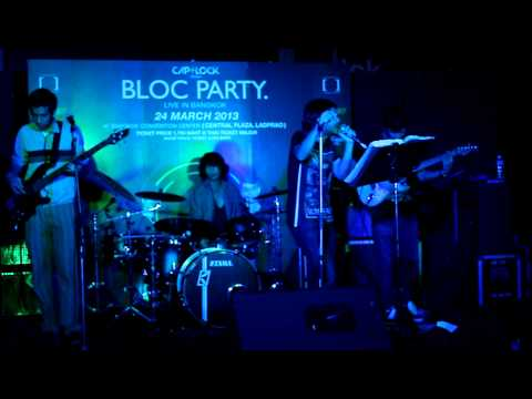 Young Folks covered by SkyDonkey @ Cosmic cafe