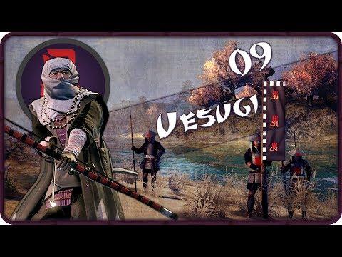 ANOTHER TAKEDA FORCE SLAUGHTERED - Uesugi (Legendary) - Total War: Shogun 2 - Ep.09!