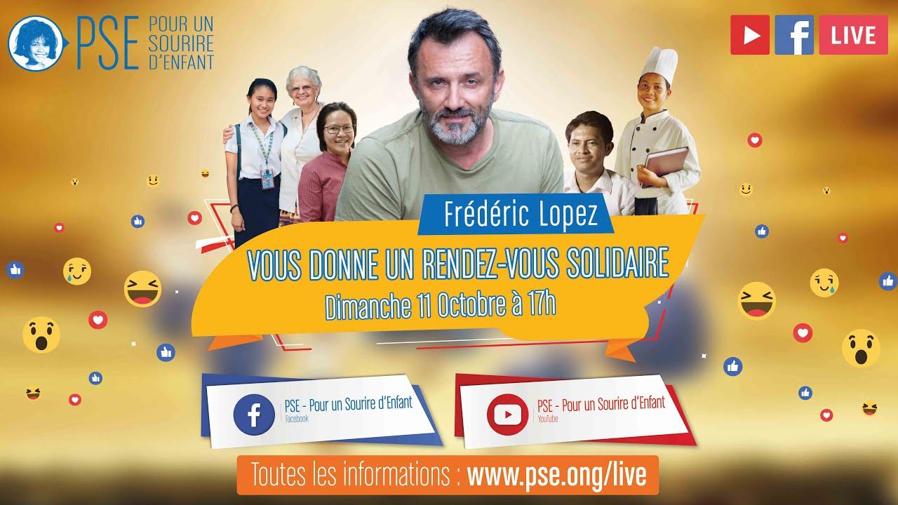Frédéric Lopez nous emmène au Cambodge via les réseaux sociaux