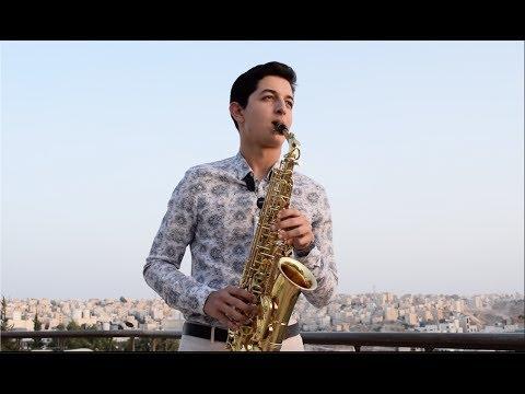 Despacito x Aicha - Zaid Abu Hijleh (Saxophone Cover)
