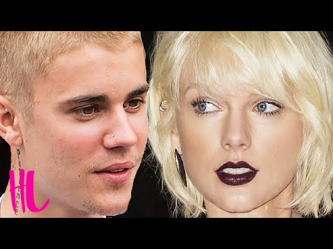 Justin Bieber Shades Taylor Swift After Kanye West Feud