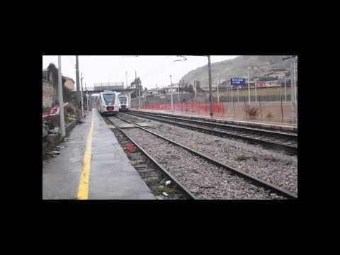 R22714 TRINACRIA EXPRESS  PUNTA RAISI - PALERMO C.LE.