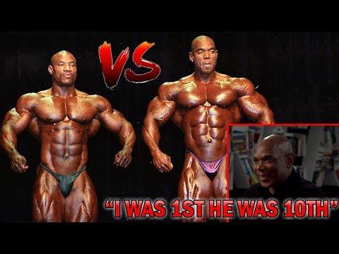 Flex Wheeler Says He Is Much Better Than Dexter !!? Dex VS Flex Comparison