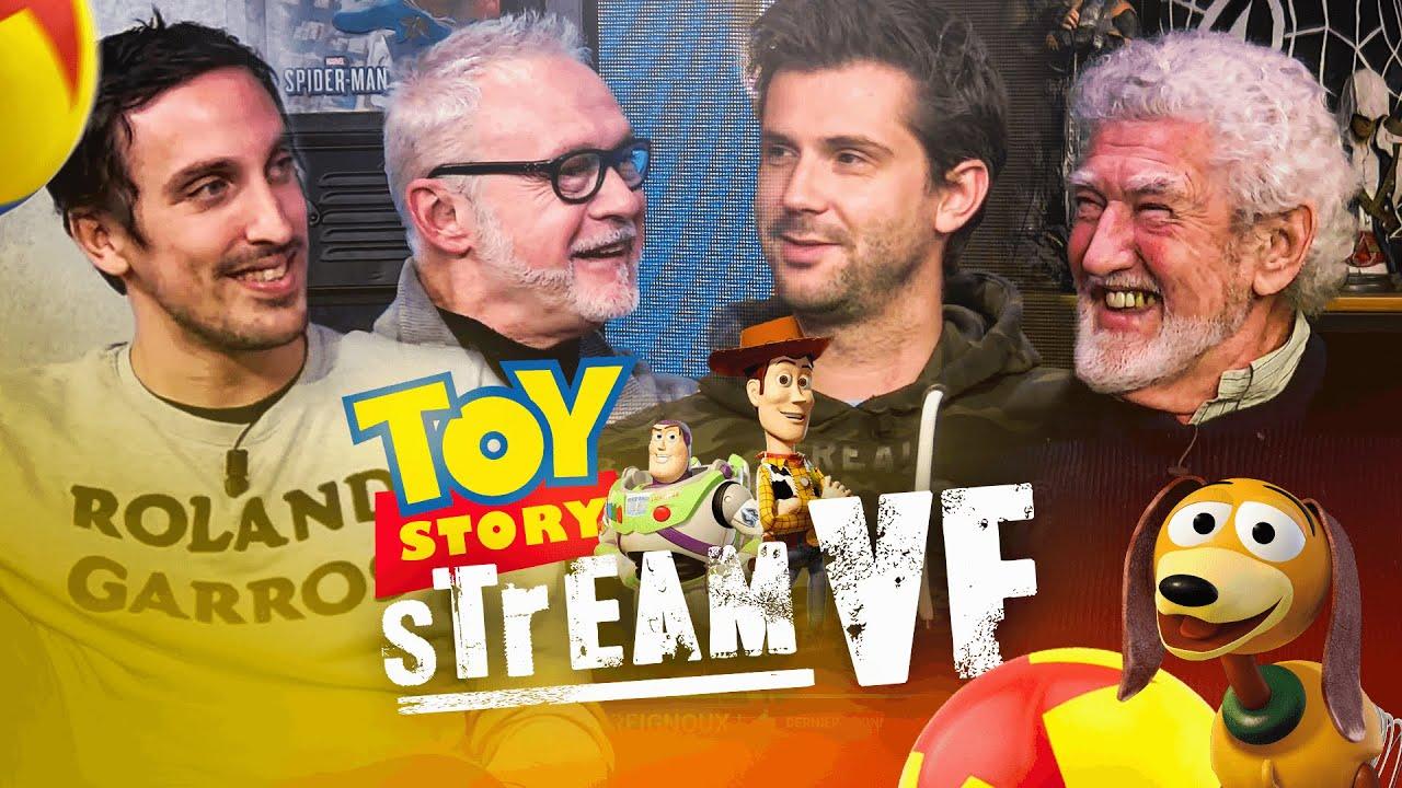 StreamVF avec la VF de Woody JP Puymartin et Patrick Prejean