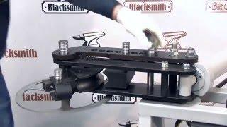 Трубогиб гидравлический универсальный HPB-1000 Blacksmith(Трубогиб с принципом работы - намотка вокруг колодки. Электрогидравлический привод. Подробнее на сайте:..., 2016-03-11T06:01:19.000Z)