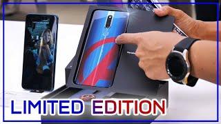 แกะกล่อง OPPO F11 Pro รุ่นพิเศษ Marvel's Avenger Limited Edition ส่งท้ายตำนาน 11 ปี