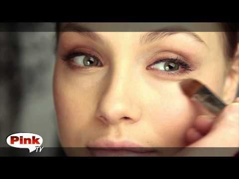 Как красить ресницы (эффект накладных ресниц с помощью туши). Mascara trick
