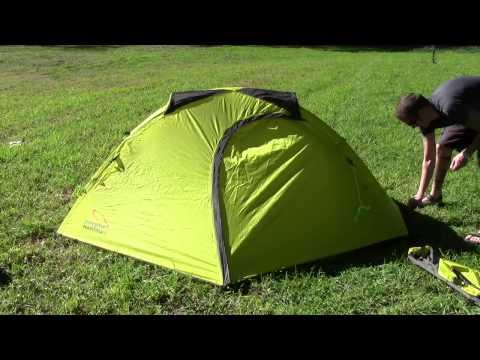 1001. Nemo Morpho ... & Nemo Morpho 1P Tent Review - YouTube