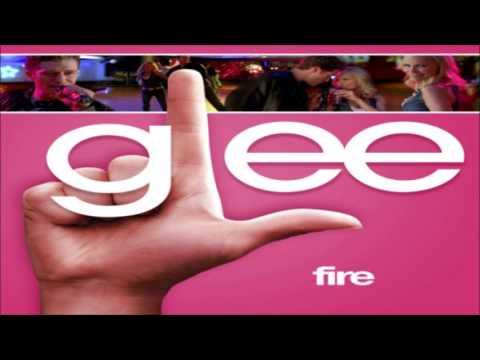 Fire (Glee Cast Version) [feat. Kristin Chenoweth]