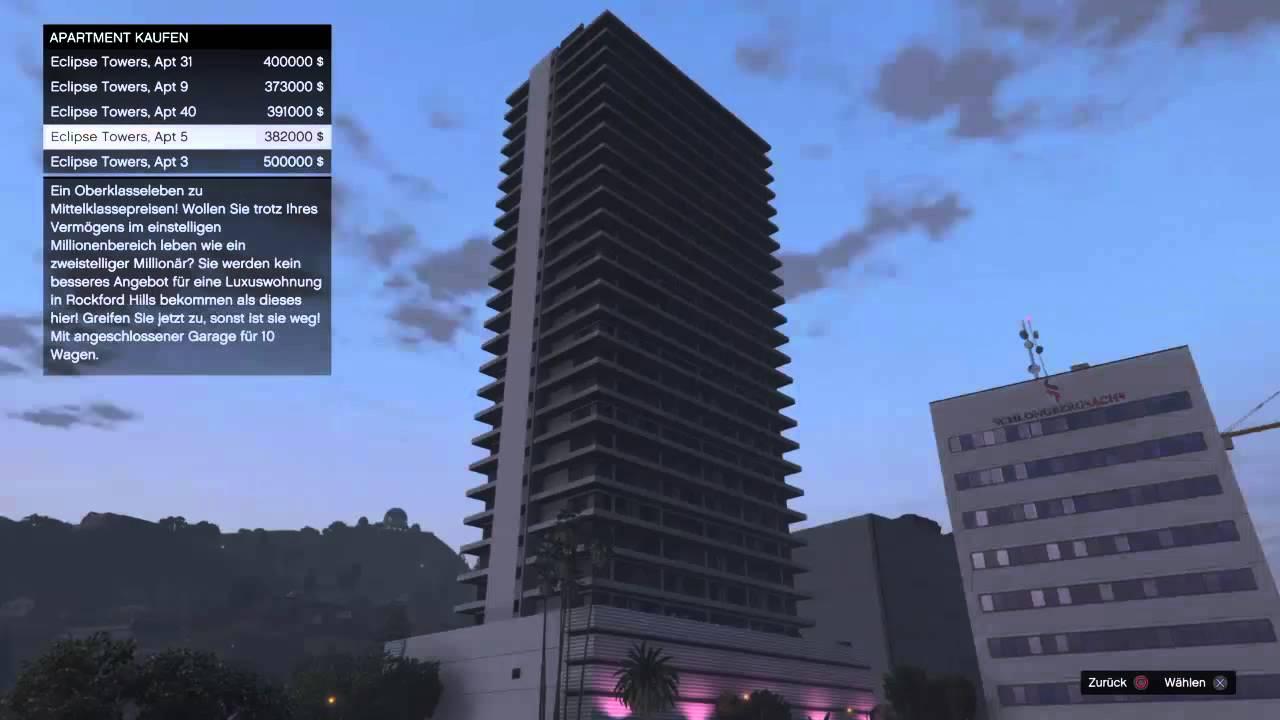 Gta 5 Immobilien Verkaufen Online