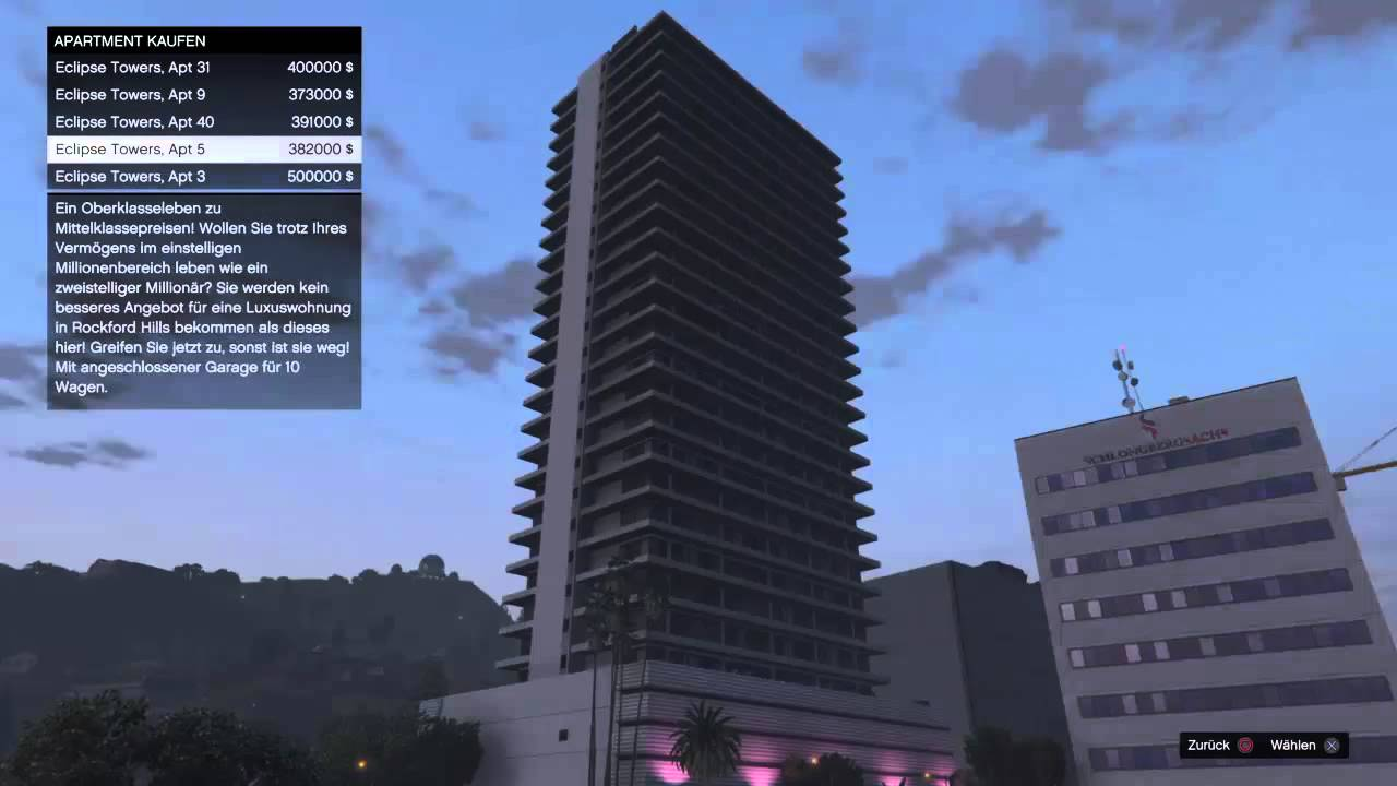 Immobilien Verkaufen Gta 5